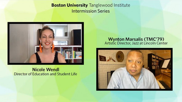 BUTI Intermissions - A Spotlight Conversation with Wynton Marsalis