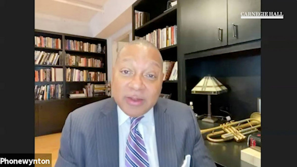 NYO 2020: A Conversation with Wynton Marsalis