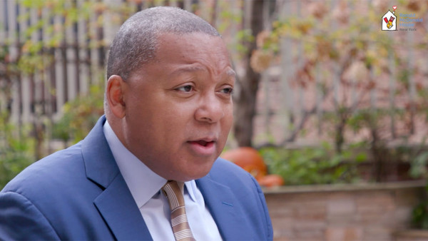 Wynton Marsalis' special message for Ronald McDonald House New York's 28th Annual Virtual Gala