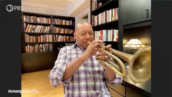 Jazz Legend Wynton Marsalis Reflects on His Late Father - Amanpour and Company