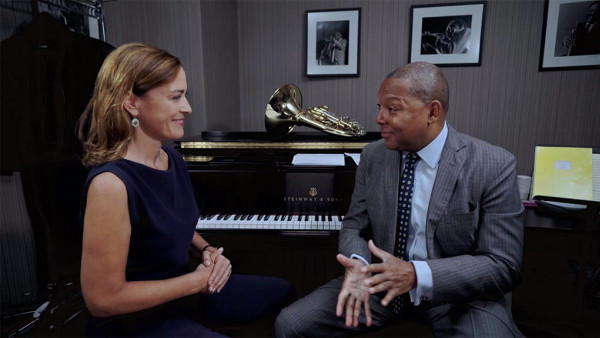 "Wynton Marsalis on ""A World Without Beethoven?"""