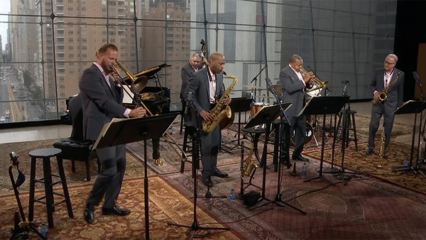 Be Present - Jazz at Lincoln Center Orchestra Septet with Wynton Marsalis