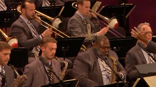 Come Sunday (Black, Brown and Beige) - JLCO with Wynton Marsalis