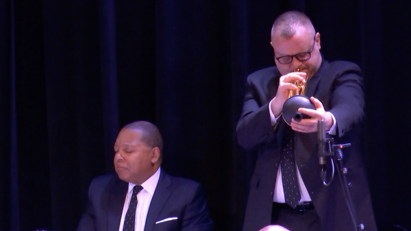 "Concerto for Cootie - JLCO with Wynton Marsalis at ""Live from Here"""