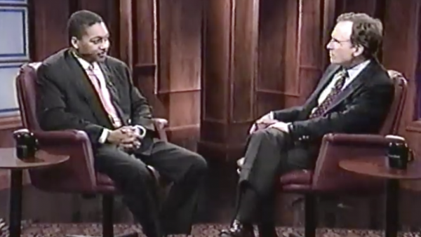 Wynton Marsalis' interview on the Dick Cavett Show