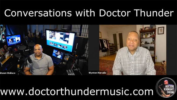 Wynton Marsalis: Conversations with Doctor Thunder (Ep. 67)