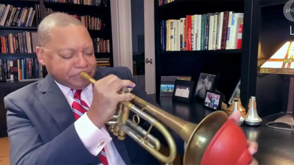 Wynton Marsalis on HearTOGETHER: A Healing Conversation in Music and Words