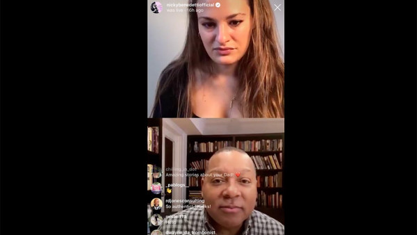 Conversation with Nicola Benedetti on Instagram Live