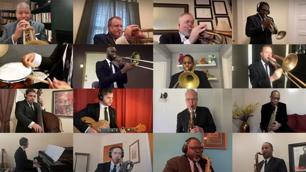Worldwide Concert for Our Culture: Jazz at Lincoln Center's 2020 Virtual Gala
