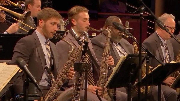 Light (Black, Brown and Beige) - JLCO with Wynton Marsalis