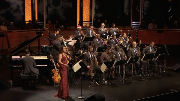 (Everybody's Waitin' on) The Man with the Bag - JLCO with Wynton Marsalis featuring Veronica Swift