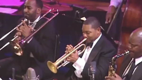 Milk Cow Blues - Wynton Marsalis Septet featuring Willie Nelson