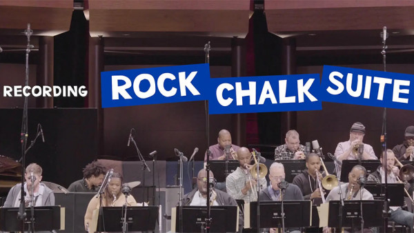 Rock Chalk Suite (trailer) - JLCO with Wynton Marsalis