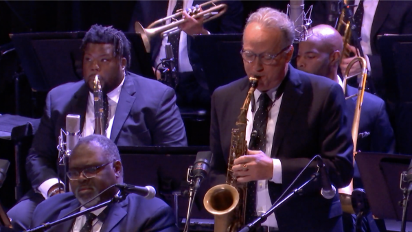 "Stuart Davis for the Masses: The Mellow Pad - JLCO with Wynton Marsalis at ""Live from Here"""