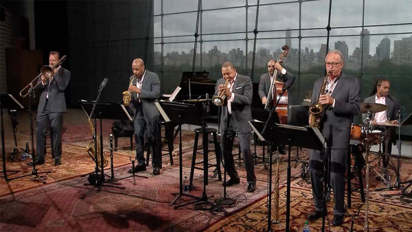 That Dance We Do (That You Love Too) - Jazz at Lincoln Center Orchestra Septet with Wynton Marsalis