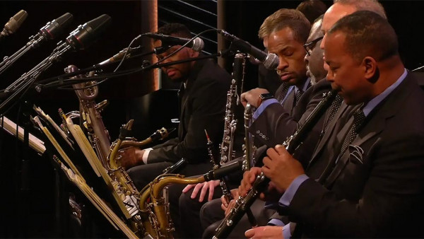 Unorthodox Sketches - JLCO with Wynton Marsalis