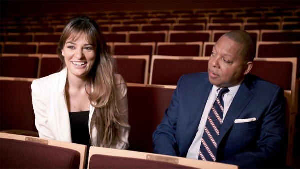 Nicola Benedetti returns with a brand new album of works by Wynton Marsalis