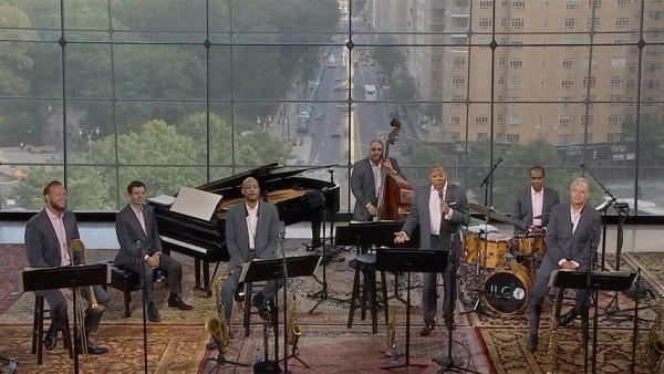 "The Jazz at Lincoln Center Orchestra Septet performing ""The Democracy! Suite"" (trailer)"