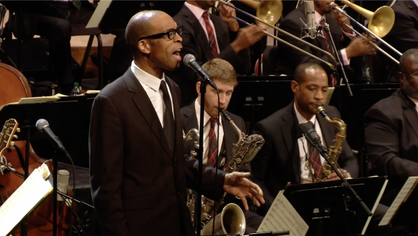 We Three Kings - JLCO with Wynton Marsalis featuring Denzal Sinclaire
