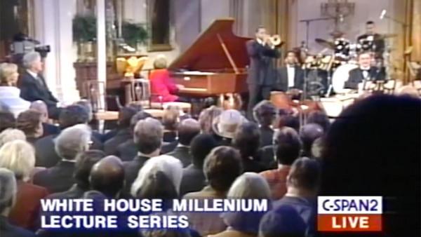 Jazz: An Expression in Democracy - JLCO with Wynton Marsalis at White House