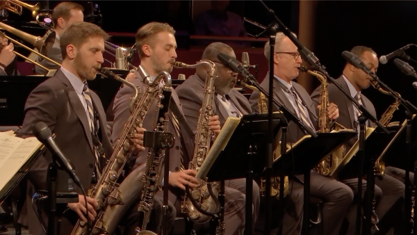 Work Song (Black, Brown and Beige) - JLCO with Wynton Marsalis