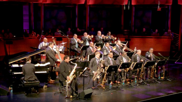 Yes or No - JLCO with Wynton Marsalis featuring Wayne Shorter