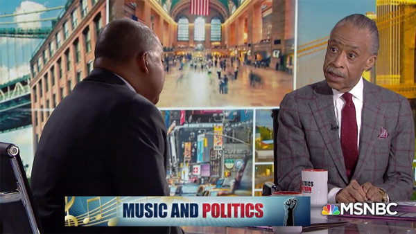 Music and Politics with Wynton Marsalis - MSNBC