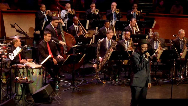 Too Close for Comfort - JLCO with Wynton Marsalis featuring Rubén Blades