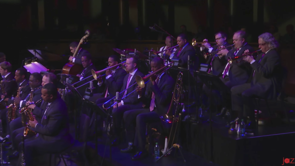 Two Bass Hit - Jazz at Lincoln Center Orchestra with Wynton Marsalis featuring Jon Batiste