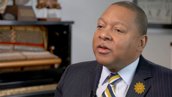 What defines a genius - Wynton Marsalis on CBS Sunday Morning