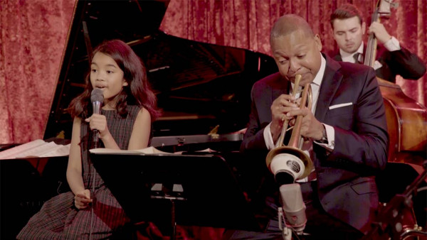 Winter Wonderland - Wynton Marsalis Quintet with Oni Marsalis