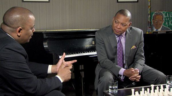 Transportation Story: Wynton Marsalis and Secretary of Transportation Anthony Foxx