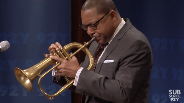 Wynton Marsalis pays tribute to his friend and mentor Albert Murray - 92Y