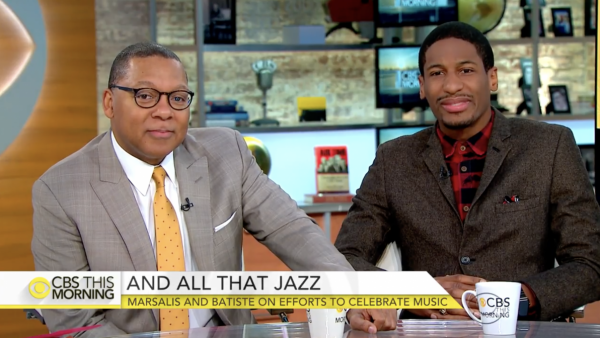 Wynton Marsalis and Jon Batiste on jazz composer John Lewis - CBS This Morning