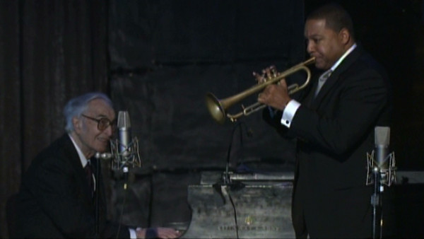 These Foolish Things - Wynton Marsalis Quartet with Dave Brubeck at Kennedy Center (2009)