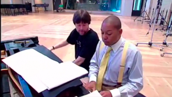 Wynton Marsalis and Ken Burns on the music for: The WAR