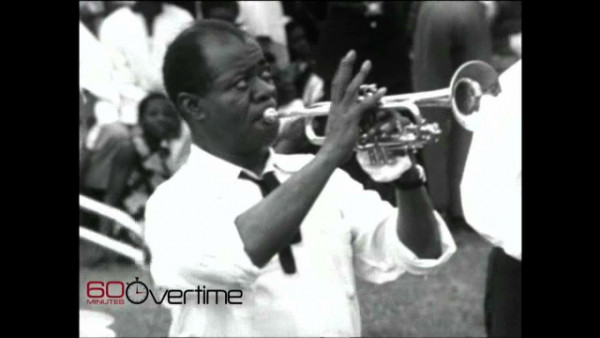 60 Minutes Overtime: Wynton on Louis Armstrong