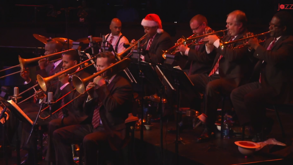 A Cradle in Bethlehem - JLCO with Wynton Marsalis featuring Gregory Porter (2012)