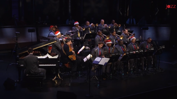 White Christmas - Jazz at Lincoln Center Orchestra with Wynton Marsalis (2013)
