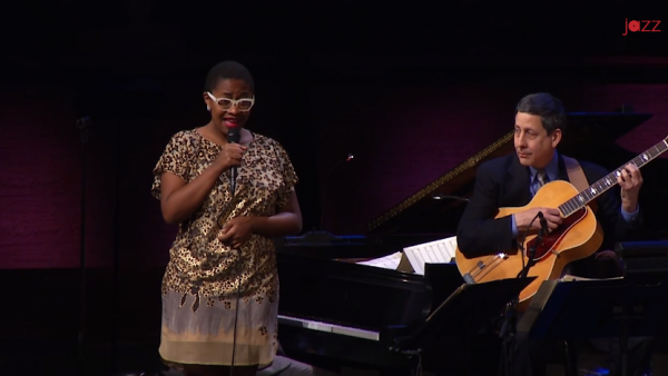 Have Yourself A Merry Little Christmas - JLCO with Wynton Marsalis and Cecile McLorin Salvant (2013)