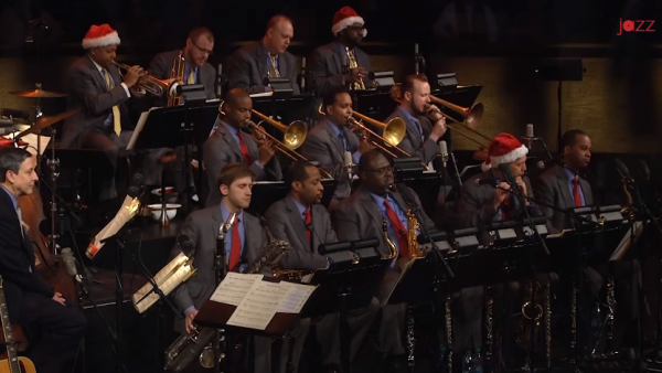 Little Drummer Boy - Jazz at Lincoln Center Orchestra with Wynton Marsalis