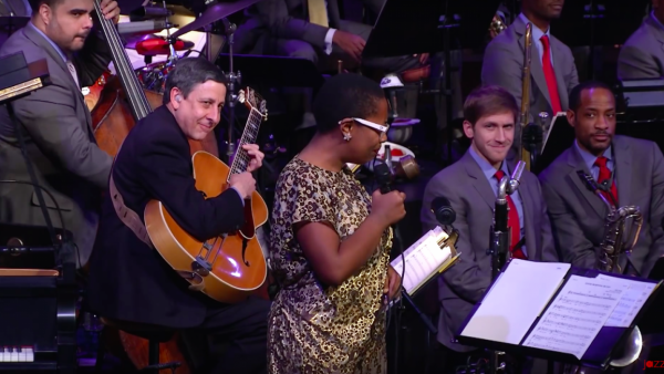 Good Morning Blues - JLCO with Wynton Marsalis feat. Cécile McLorin Salvant (2013)