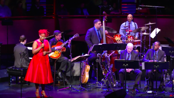 Have Yourself a Merry Little Christmas - JLCO with Wynton Marsalis featuring Cécile McLorin Salvant