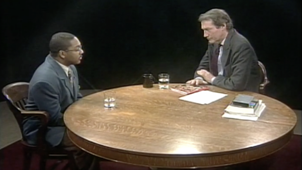 "Wynton discusses his show on PBS, ""Marsalis on Music."" - Charlie Rose Show"