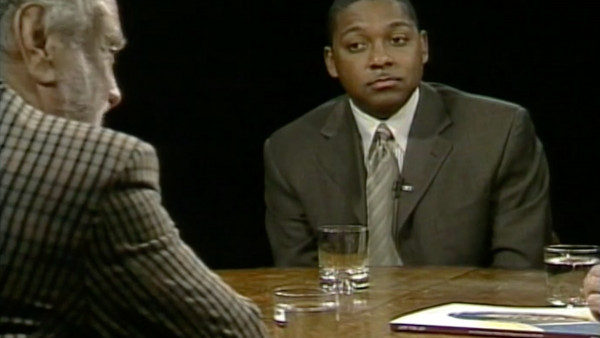 Wynton Marsalis and Kurt Masur discussing their first collaboration - Charlie Rose Show
