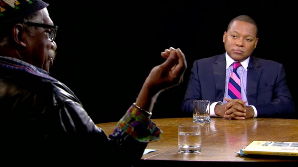 "Wynton Marsalis and Garth Fagan talk about ""Lighthouse/Lightning Rod"" - Charlie Rose Show"