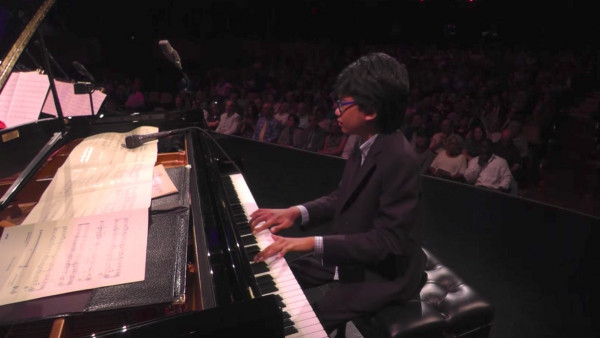Very Early - Jazz at Lincoln Center Orchestra with Wynton Marsalis ft. Joey Alexander