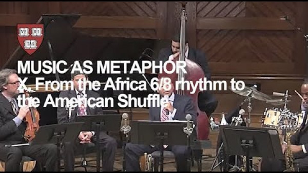 From the African 6/8 Rhythm to the American Shuffle