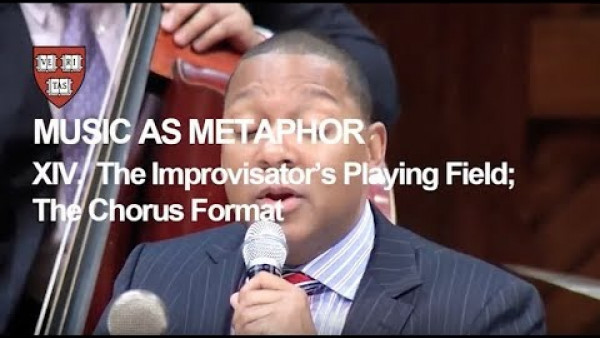 The Improvisator's Playing Field; The Chorus Format