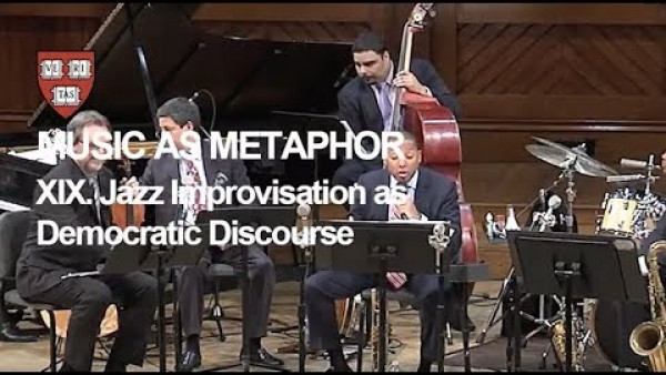 Jazz Improvisation as Democratic Discourse